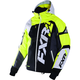 Black/White Weave/Yellow Revo X Jacket