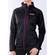 Women's Black/Wineberry Elevation Tech Zip-Up