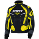 Black/Yellow/Charcoal Team FX Jacket