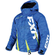 Youth Blue Digi/Hi-Vis Boost Jacket