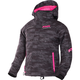 Child's Charcoal Cascade/Electric Pink Fresh Jacket