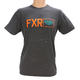 Charcoal Heather/Orange Terminal Tech T-Shirt