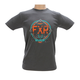 Charcoal Freedom Squad T-Shirt