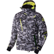 Gray Urban Camo/Hi-Vis Mission X Jacket