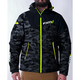 Gray Urban Camo/Hi-Vis Renegade Soft Shell Jacket