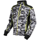 Gray Urban Camo/Hi-Vis Trekker Sherpa Tech Zip-Up