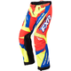 Hi-Vis/Nuke Red/Royal Blue Cold Cross Race Ready Pants