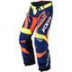 Navy/Orange/Hi-Vis Cold Cross Race Ready Pants