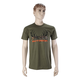 Olive Outdoor T-Shirt