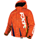Youth Orange Digi/Navy Boost Jacket