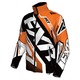 Orange/Black/White Cold Cross Race Ready Jacket
