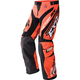 Orange/Black/White Cold Cross Race Ready Pants