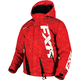 Youth Red Digi/Black Boost Jacket