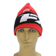 Red Podium Beanie - 171615-2000-00