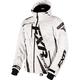 White Digi/Black Boost Jacket
