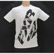 White/Black Broadcast T-Shirt