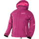Youth Wineberry Tri/Electric Pink Fresh Jacket