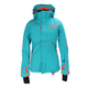 Women's Aqua/Electric Tangerine  Rush Jacket