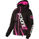 Women's Black Digi/Fuchsia Boost Jacket