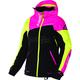 Women's Black/Electric Pink/Hi-Vis Vertical Edge Jacket