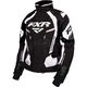 Women's Black/White Adrenaline Jacket