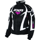 Women's Black/White Team Jacket