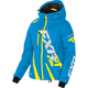 Women's Blue Digi/Hi-Vis Boost Jacket