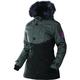 Women's Mid Gray Heather/Black Svalbard Parka