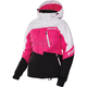 Women's White Tri/Fuchsia/Black Fresh Jacket