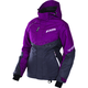 Women's Wineberry/Charcoal Rush Jacket