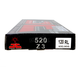 Z3 Super Heavy Duty 520 Nickel/Nickel X-Ring Chain - JTC520Z3NN120RL
