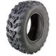 Front or Rear 25x10-12 Splitter Tire - 0320-0822