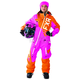 Women's Fuchsia/Orange Ranger Instinct Monosuit