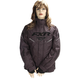 Women's Black Heather Team Jacket