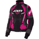 Women's Black/Charcoal/Fuchsia Adrenaline Jacket
