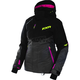 Women's Black/Charcoal/Fuchsia/Hi-VisRush Jacket