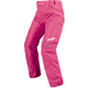 Women's Electric Pink Fresh Pants