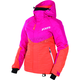 Women's Fuchsia//Orange Rush Jacket
