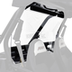 Rear Windshield Back Panel Combo - 2770