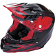 Red/Black F2 Carbon MIPS Retrospec Helmet