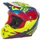 Red/Hi-Vis F2 Carbon MIPS Retrospec Helmet