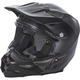 Matte Gray/Black F2 Carbon Pure Helmet