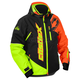 Orange/Hi-Vis Stance Jacket