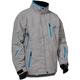 Gray/Reflex Blue Surge Jacket