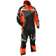 Orange/Black Freedom Monosuit