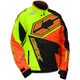 Hi-Vis/Orange Launch SE G4 Jacket