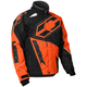 Orange/Black Launch G4 Jacket