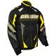 Yellow/Black Bolt G4 Jacket