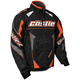 Orange/Black Bolt G4 Jacket