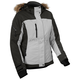 Women's Licorice/Gray Tempest Jacket